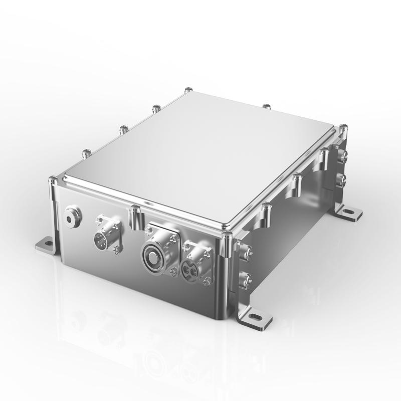 2KW DC/DC Converter Liquid-cooling | ovartech